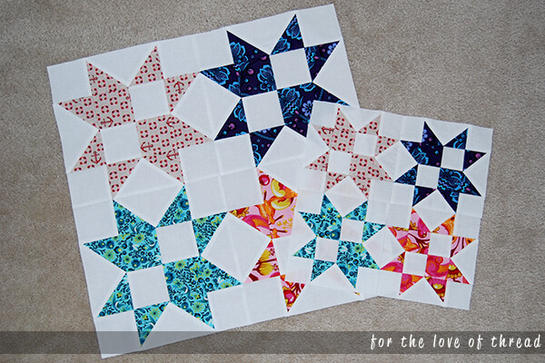picture of Strawberry Star blocks