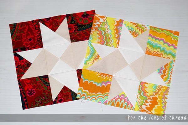 lily of the valley quilt block