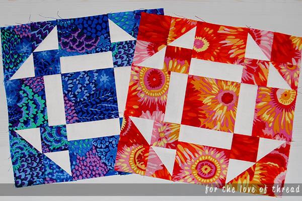 daisy quilt block