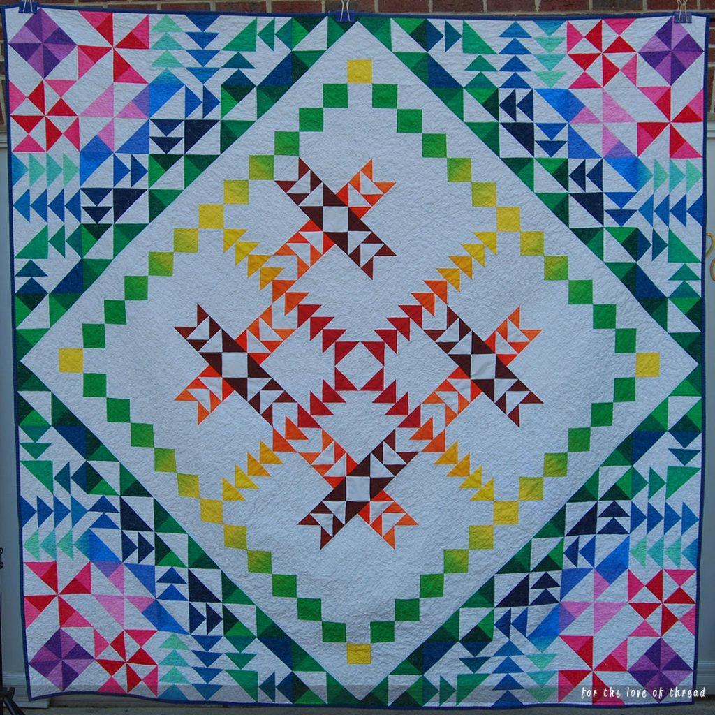 full size picture of Dimensions quilt